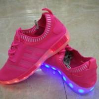 harga Sepatu Anak Adidas NMD LED Light Tokopedia.com