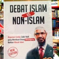 BUKU DEBAT ISLAM VS NON ISLAM DR ZAKIR NAIK AQWAM BEST SELLER