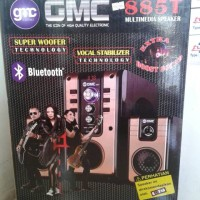 harga Speaker Multimedia Gmc 8857 Tokopedia.com
