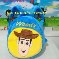 harga Tas Ransel Anak Boneka Karakter WOODY Toy Story (2 Rest M) Anak Cowok Tokopedia.com