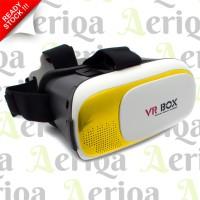 VR Box Virtual Reality Glasses - Kacamata 3D - Google VR Plastik
