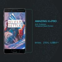 harga OnePlus 3 / OnePlus 3T - Nillkin Tempered Glass Amazing [H+ PRO] Tokopedia.com
