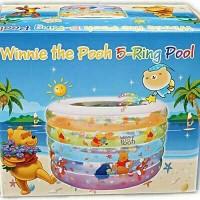 kolam spa baby / baby spa pool / winnie thebpooh