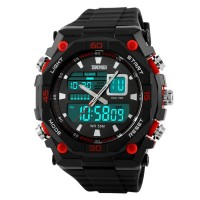 Jam Tangan SKMEI Casio LED Jam Tangan Pria SKMEI ORIGINAL Anti Air