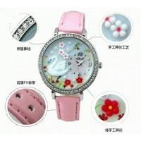 Jual Mini Clay Elegant Watch jam tangan,arloji berbagai motif Murah
