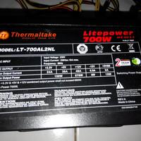 PSU Thermaltake Litepower 700W