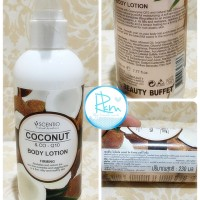 [BODY LOTION] SCENTIO COCONUT & CO-Q10 BEAUTY BUFFET