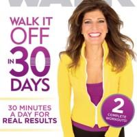 Senam Aerobik Low Impact-Walk It Off in 30 Days-Leslie Sansone
