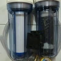 Paket Air Berbau Lumpur/kaporit Dan Mengandung Besi