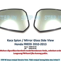 KACA SPION Kanan / Kiri Honda FREED 2010-2013 Genuine BARU Original