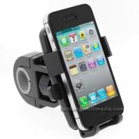 harga Holder Bracket Handphone Dan Gps Sepeda Dan Motor Dengan Tali Pengaman Tokopedia.com