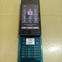 HP Keitai Au Kddi SHARP AQUOS W64SH Normal Batangan