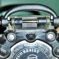 Lugs/Strap Adapter + Screw Bar untuk Suunto, G-Shock dan lainnnya.