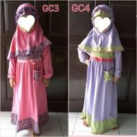 Baju Gamis Anak Usia 5-7 Tahun