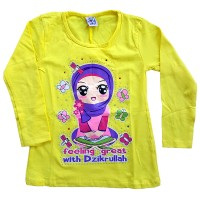 harga Baju Kaos Anak Cewek Perempuan T-Shirt Tshirt JC2-6 Tokopedia.com