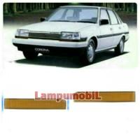 Moulding Reflektor Lampu Depan Toyota Corona GL AT151 1984-1986 (SET)