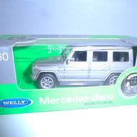 harga Diecast Jeep Mercy G-Clas 1:60 Wellynex Tokopedia.com
