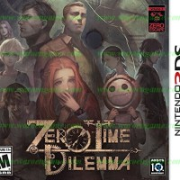 3DS Zero Time Dilemma R1 / RAll