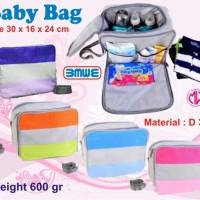 harga Baby Bag Organizer 2in1 (bisa Selempang & Ransel) Tas Susu Botol Bayi Tokopedia.com