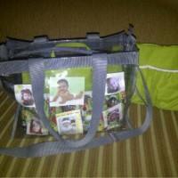 harga tas selempang mika transparan FOTO wanita sling bag women slempang Tokopedia.com