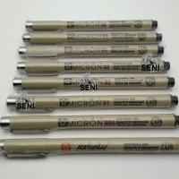 Jual SAKURA Pigma Micron Pen Brush Tip Murah
