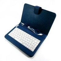 harga Leather Case + Keyboard Usb Colours for Tablet 7