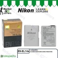 Battery Nikon EN-EL14a/ENEL14a (D3100/D3200/D3300/D5100/D5200/D5300)