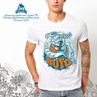 Kaos Surabaya Mambu Suro & Boyo