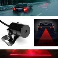 Lampu Kabut Mobil / Lampu Laser / Cahaya Laser Model Real - Black