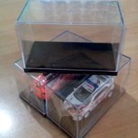 Display / Box Acrylic Untuk Diecast Skala 1:64
