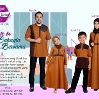 Family Series 05 Busana Muslim Sarimbit Mutif