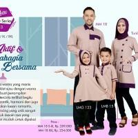 Family Series 03 Busana Muslim Sarimbit Mutif