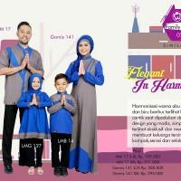 Family Series 02 Busana Muslim Sarimbit Mutif