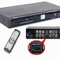 DVD PLAYER GMC HDMI NON KABEL HDMI