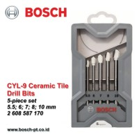 harga Mata Bor Keramik CYL-9 Bosch 5.5; 6; 7; 8; 10mm Tokopedia.com