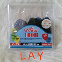Pick Gitar Alice AP-100H