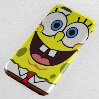 Sponge Bob Smile iPhone Case & All Case HP