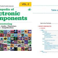 Harga eBook Ensiklopedi Komponen Elektronik EKE 01 | WIKIPRICE INDONESIA