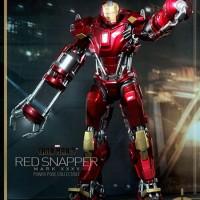 Hot Toys Iron Man Red Snapper Mark XXXV