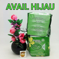[HIJAU] AVAIL PANTYLINER / AVAIL IJO / GREEN 8Y0R