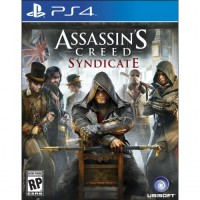 BD Kaset Cd Game Disc Sony (PS4) Assassin's Creed Syndicate