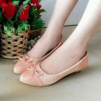 Flat shoes Ribbon Opp38 / Flat Sepatu Pita   Sepatu Ribbon Pita