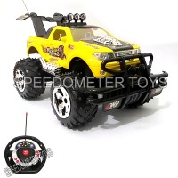 RC Mobil Bigfoot Storm Jeep (Remote Control Model Setir)