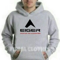 JAKET SWEATER HOODIE JUMPER EIGER PASSION FOR ADVENTURE 001