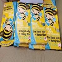 Jual Obat Penghilang Permanen Aman Pencabut Bulu Royal Jelly Honey Wax Murah