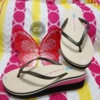 Sandal Wedges Spon Murah Meriah