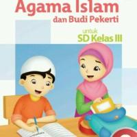 BUKU Senang belajar agama islam KELAS 3 SD K2013 PENERBIT ERLANGGA