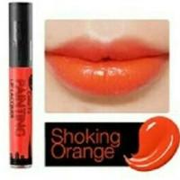 [SALE] mizon color fit painting lacquer shocking orange