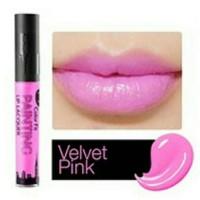 [SALE] mizon color fit painting lip lacquer velvet pink