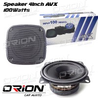 Speaker 4 Inch Avx [orion Car Audio]